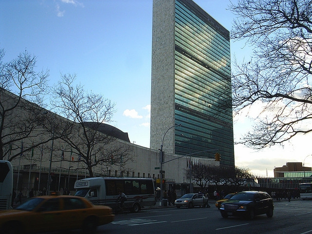 United Nations May Lack the Vision to See the Future