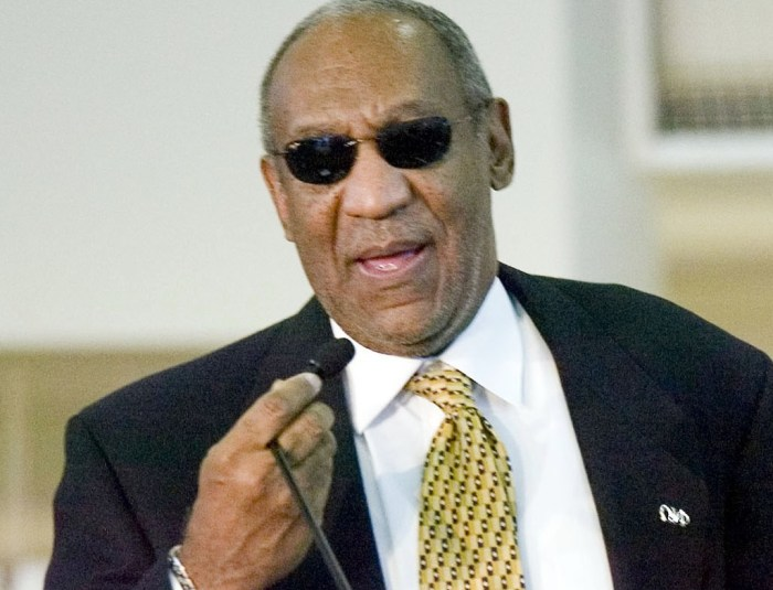 Bill Cosby Charged With Sexual Assault? I'm Just Saying!