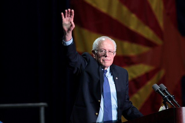 Bernie Sanders Scores Hawaii in Threefold Sweep of the West