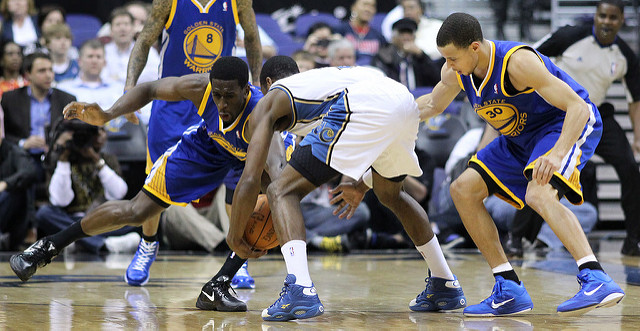 Basketball Team of Golden State Warriors Has Raised the Performance Bar