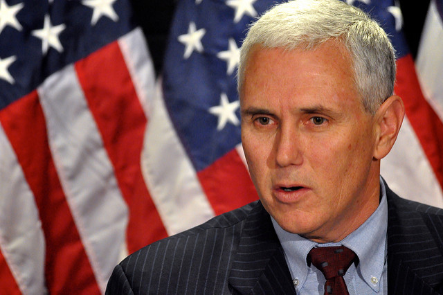 Mike Pence Was Chosen as Running Mate for Donald Trump to Unify Party