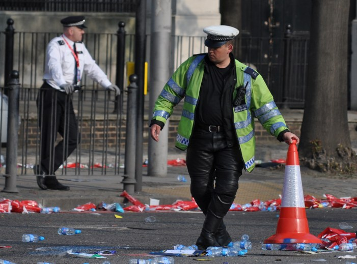 London Knife Attack Casualty Identified