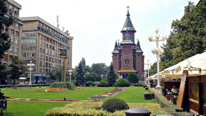 The First 2021 European Capital of Culture Is Timisoara