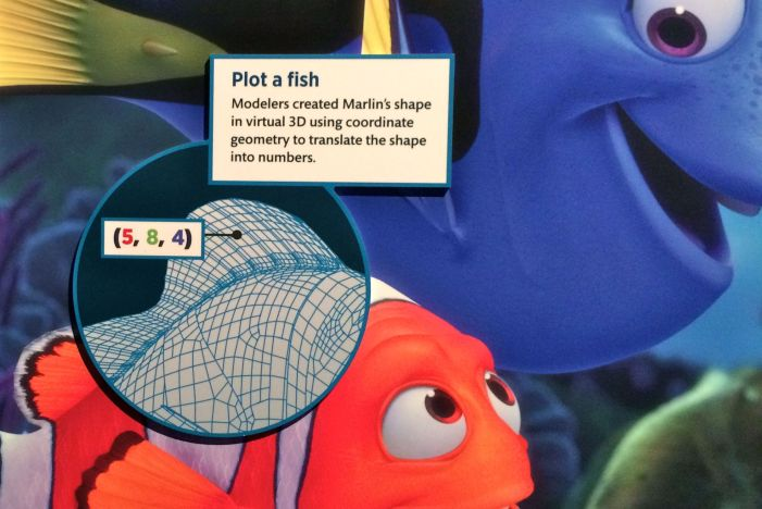 Science Behind Pixar Sure to Please Fans at California Museum