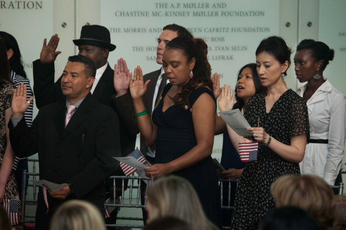 Citizenship Application Numbers Soar Since 2015 Elections