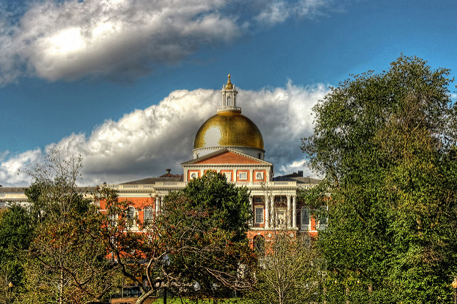 Historical Elections In the Commonwealth of Massachusetts