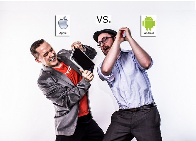 A House Divided – Apple Vs Android
