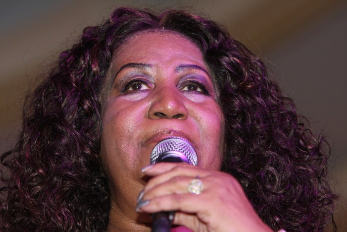 Aretha Franklin Owes IRS Millions in Back Taxes