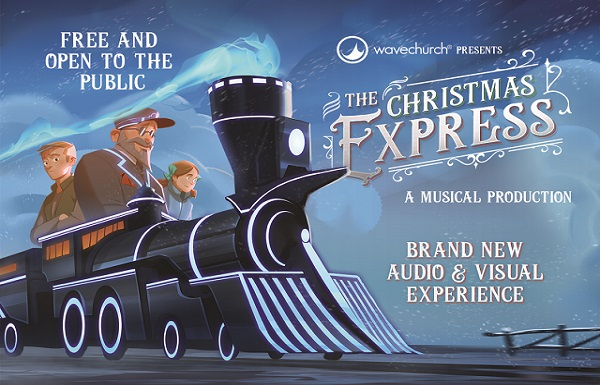 Wave Church Presents 'The Christmas Express'
