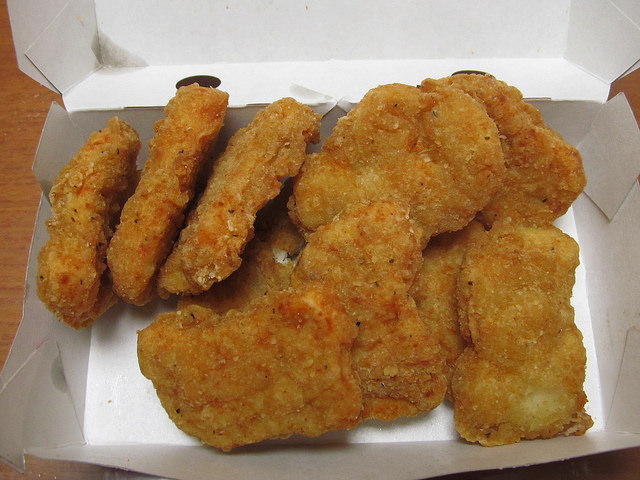 Burger King Gets Spicy With Their Chicken Nuggets