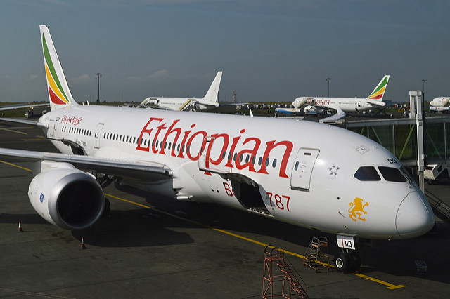 737 Max 8 Planes Grounded After Ethiopian Airlines Crash
