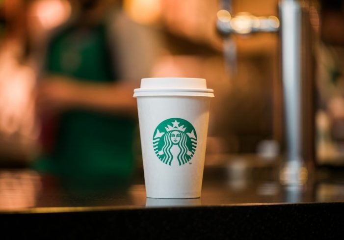 Starbucks Hits Major Global Milestone by Opening Their 30,000th Store