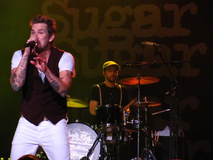 Mark McGrath of Sugar Ray Is Going Deaf, Admits to Being Scared