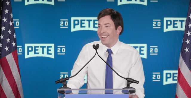 Pete Buttigieg Roasted by Jimmy Fallon 'the Boy Who Became Mayor' [Video]