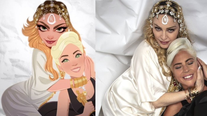Madonna Has Lost Her 'Queen of Pop' Status to Lady Gaga [Video]