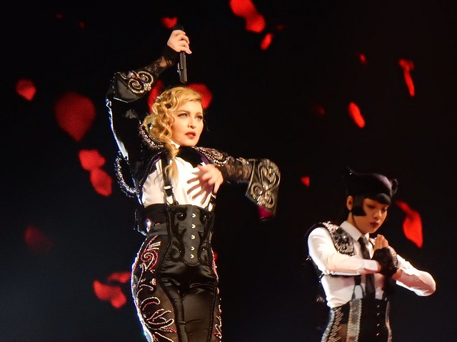 Madonna Says There Is Nobody Like Her and She Never Feuded With Gaga
