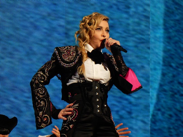 Madonna Falls Off iTunes Charts, Taylor Swift Remains at Number 1