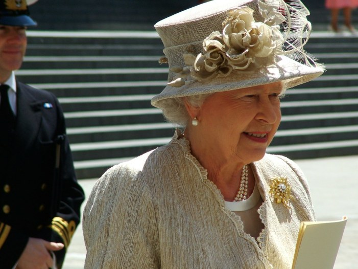 Queen Elizabeth Made a Visit to Prince Harry and Meghan Markle's New Home