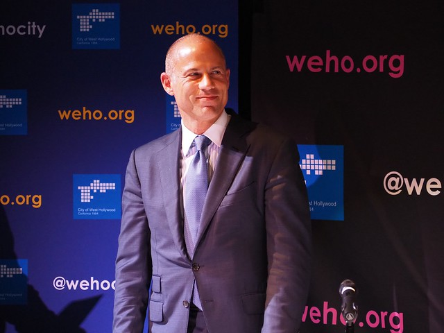 Michael Avenatti Indicted in New York With Defrauding Stormy Daniels