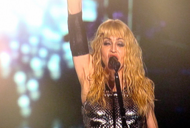 Madonna's Album Crashes and Burns Dropping a Record Breaking 95 Percent