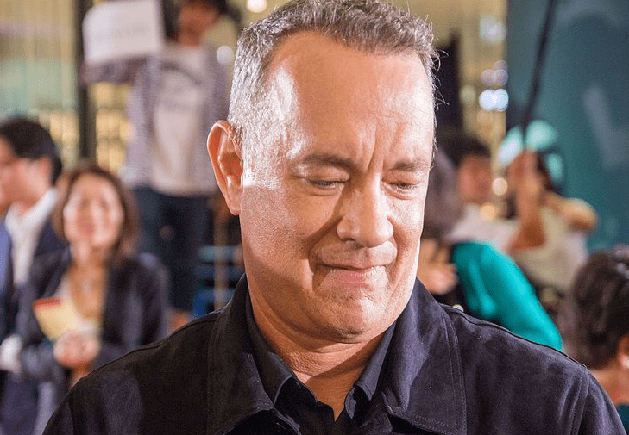 Tom Hanks Gives Blood for Coronavirus Vaccine Research