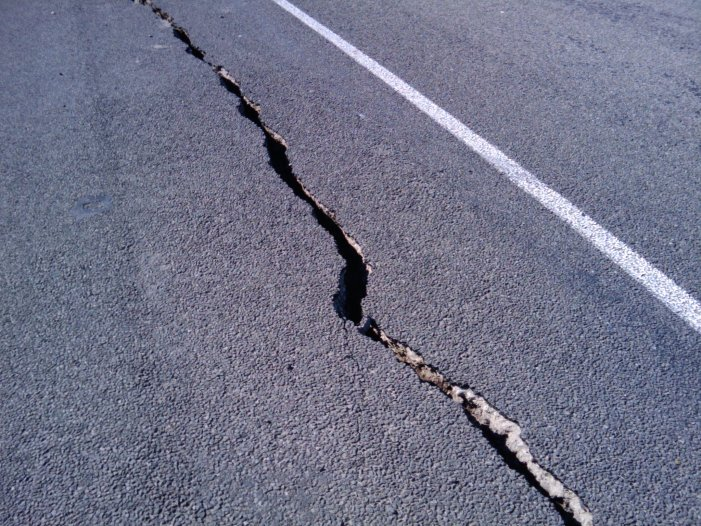 5.1 Magnitude Earthquake Shook Sparta, NC