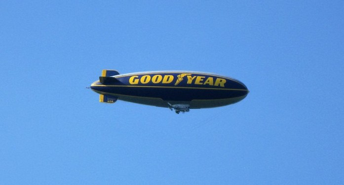 UFO Sightings Escalate as One Is Confirmed Good Year Blimp in New Jersey