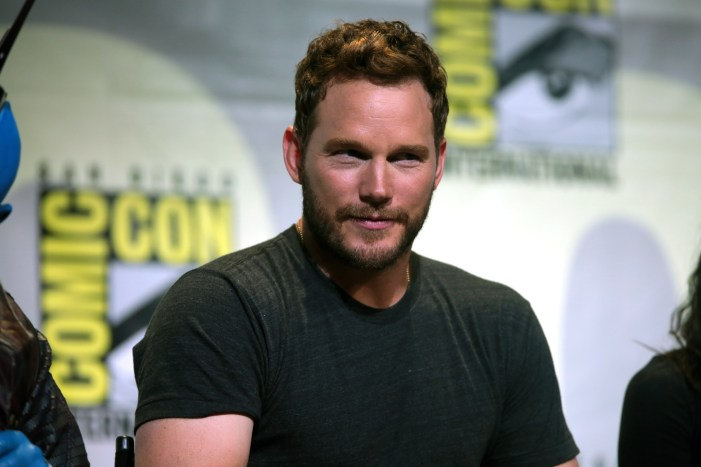 Chris Pratt Speaks Out About Hunger and Food Bank Shortages