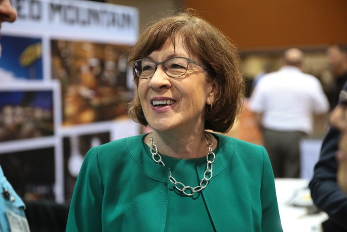 Susan Collins Wins Election for the Fifth Time