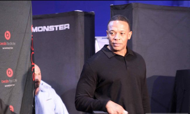 Nicole Young's Getting $2 Million From Dr. Dre Amid Divorce