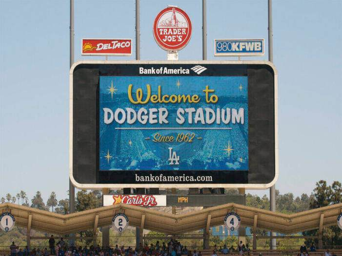 Protesters Shut Down COVID Vaccine Site at Dodger Stadium