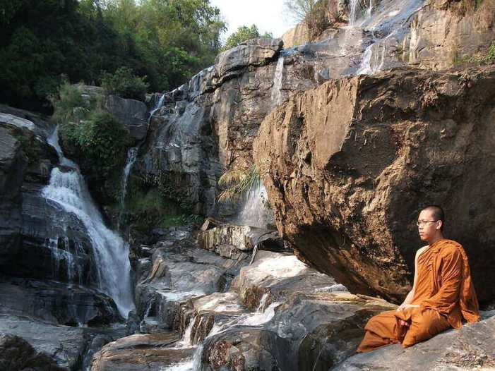 Meditation and Negative Ions