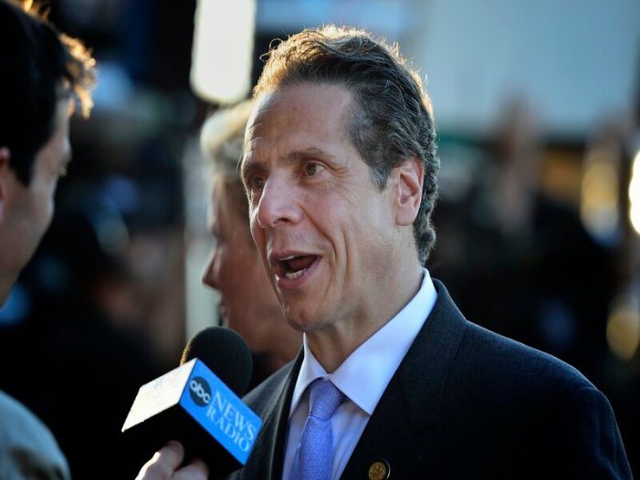 Governor Cuomo Accused of Sexual Harassment