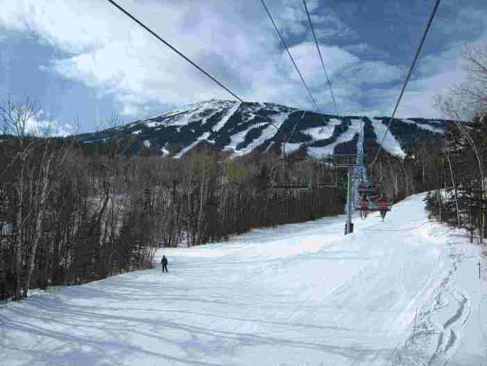 8-Year-Old Girl Falls From Chair Lift in Maine