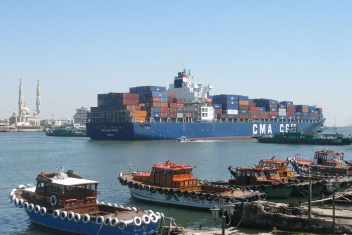 Container Ship Continues to Block Traffic in Suez Canal [Video]