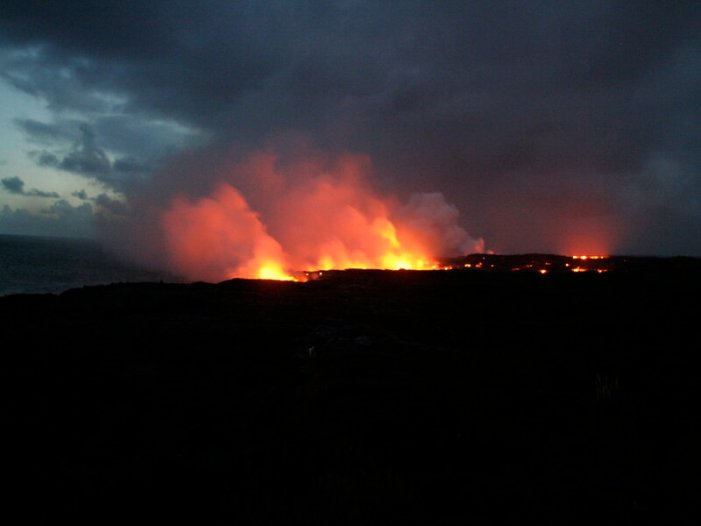 Iceland Volcano Erupts for the First Time in 6,000 Years