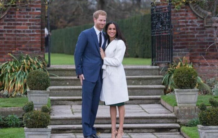 Meghan Markle and Prince Harry to Hold Lilibet's Christening at Windsor