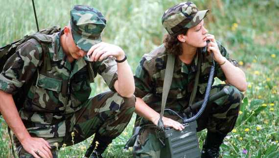 Senate to Amend Military Selective Service Registration to Include Women
