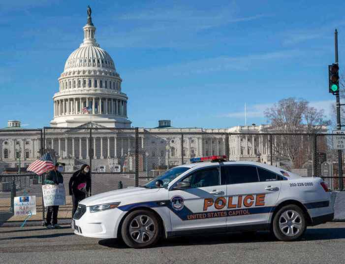 Capitol PD Reveals Possible Discipline of Six Officers' Actions on Jan 6th [Video]