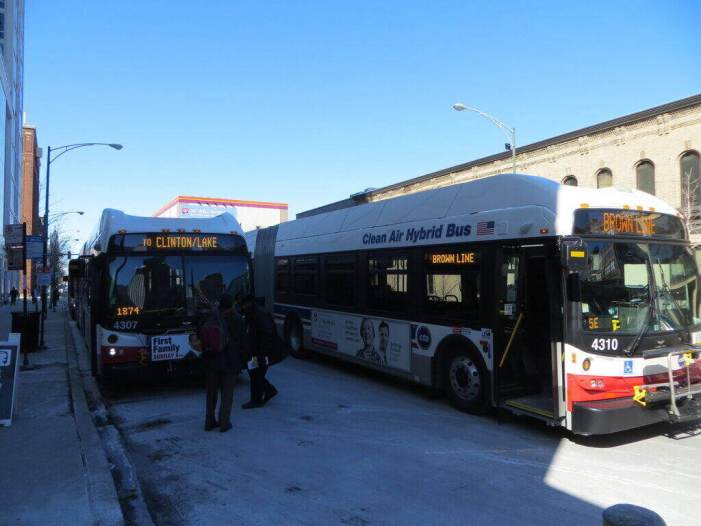 CTA Bus Driver in Critical Condition After Being Shot in the Jaw