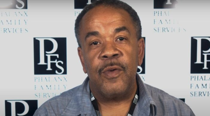 Author Sidney W. Johnson 'Looking Into Mental Health Culture'