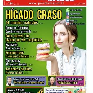 Edición 194 – HÍGADO GRASO – El Guardián de la Salud Digital