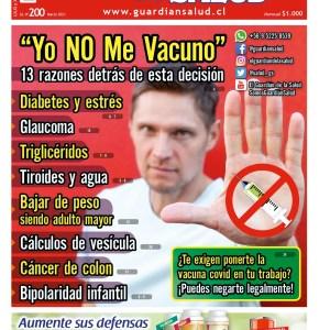 """Edición 200 – """"Yo NO Me Vacuno"""" – El Guardián de la Salud Digital"""