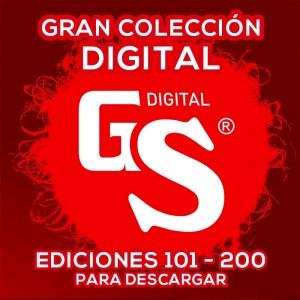 GRAN COLECCIÓN GS DIGITAL EDICIONES DEL 101 AL 200 [PDF]