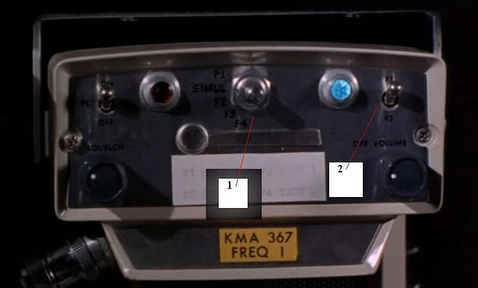 INSIDE AN ADAM-12-ERA PATROL CAR (3/3)