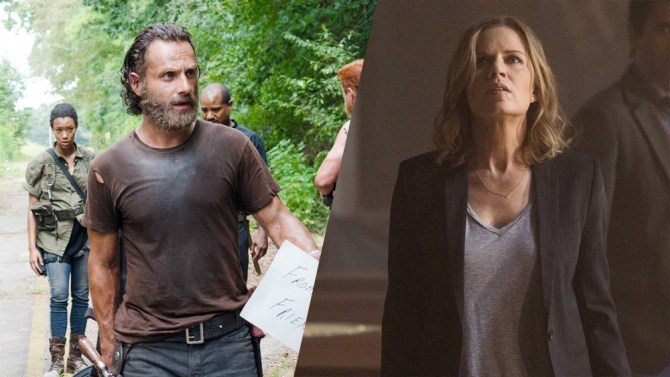 Los productores de Fear The Walking Dead quieren crear una conexión con The Walking Dead