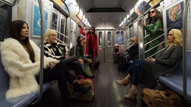 Nuevo trailer de Ocean's Eight.