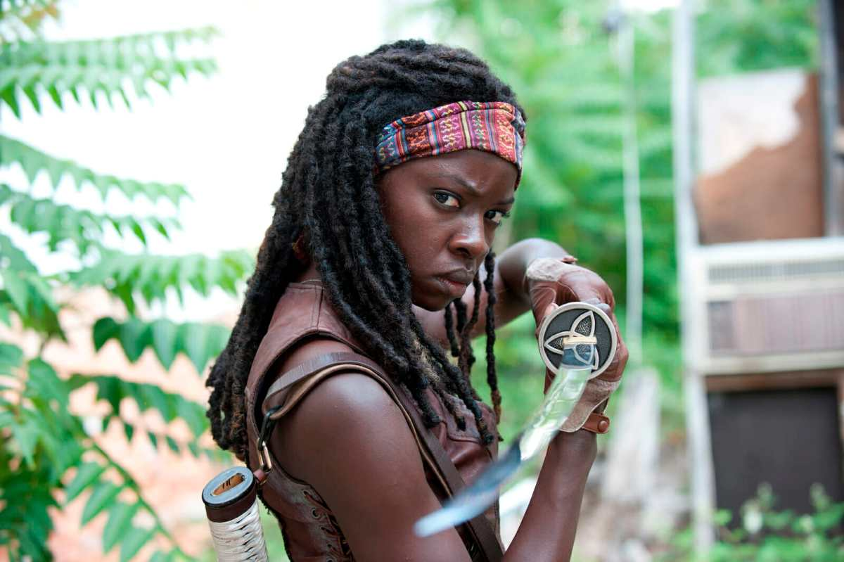Danai Gurira sigue los pasos de Andrew Lincoln y abandonará The Walking Dead proximamente.