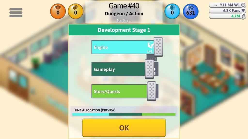 Game Dev Tycoon Screenshot 2