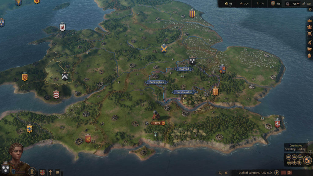 Crusader Kings III Screenshot